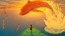 Shout!, Funimation Bring 'Big Fish & Begonia' to the Big Screen