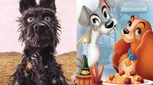 Review: A Tale of Two Dogtoons - 'Isle of Dogs' and 'Lady and the Tramp'