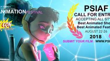Call for Entries: PSIAF 2018 – Palm Springs International Animation Festival and Expo