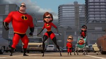 Pixar Revisits The Parr Family in 'Incredibles 2'