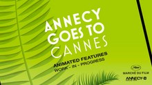 Annecy Takes Five Features to Cannes Market
