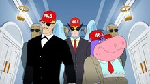 Adult Swim Serves 'Harvey Birdman, Attorney General'