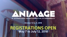 Call for Entries: Animage -- 9th Intl. Animation Festival of Pernambuco