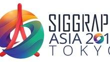 SIGGRAPH Asia 2018 Tokyo, Japan