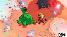 Cartoon Network Greenlights 'Elliott From Earth'