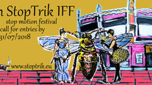 CALL FOR ENTRIES: STOPTRIK INTERNATIONAL FILM FESTIVAL  IN SLOVENIA AND POLAND