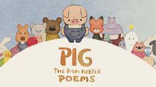 Tonko House's 'PIG: The Dam Keeper Poems' Now Online!