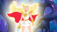 FIRST LOOK: DreamWorks Animation and Netflix Unveil 'She-Ra and the Princesses of Power'