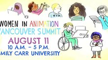 WIA Announces First-Ever 'Women in Animation Vancouver Summit'