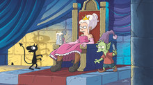 Official Trailer for Matt Groening's 'Disenchantment' Debuts at Comic-Con