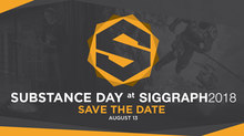 AI-Powered Alchemist Headlining Allegorithmic's Substance Day at SIGGRAPH 2018