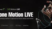 Reallusion Releases iClone Motion LIVE Full-Body Mocap System