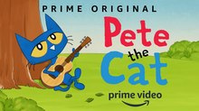 Amazon Launching Animated Kids Series 'Pete the Cat' September 21
