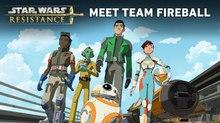 VIDEO: Meet the Heroes of 'Star Wars Resistance'