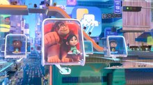 How Disney Designed the Retro-Meets-Modern Digital World of 'Ralph Breaks the Internet'