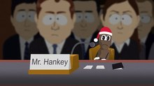 CLIP: Mr. Hankey Defends Past Comments about Douchebags in New 'South Park' Episode