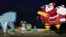 Sneak Peek: SpongeBob SquarePants Takes a Trip to the Moon in New Holiday Special