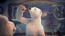 LOBO/Vetor Zero Bring Back Coca-Cola Polar Bears for Delightful 'Rules of Christmas