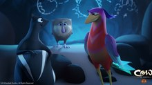 How Baobab Studios Created a Storybook World for the Immersive 'Crow: The Legend'