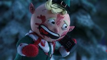 TEASER: 'The Predator' Gets Stop-Motion Animated Holiday Special