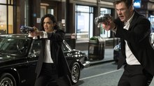 Chris Hemsworth and Tessa Thompson Team Up Again in 'Men in Black: International' Trailer