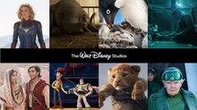 Disney Details 2019 Feature Slate