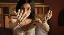 WATCH: New 'Alita: Battle Angel' Mirror Punch Clip Sheds Light on Hero's Past