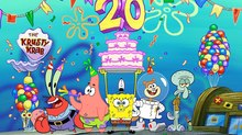Nickelodeon Marks 20 Years Of SpongeBob SquarePants With 'Best Year Ever'