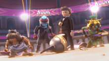 STXfilms Secures U.S. Rights to Lino DiSalvo's 'Playmobil: The Movie'