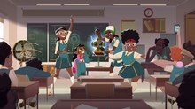 'Mama K's Team 4': Nexflix Launches Their First Original African Animated Series