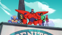 Disney Channel Orders Third Season of 'Big Hero 6' Ahead of Season 2 Premiere