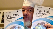 EAT, DRINK, ANIMATE An Animators Cookbook By Tom Sito
