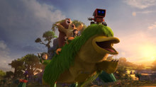 EXCLUSIVE: Watch 'I'm Not Scared' Clip from Fantawild's 'Fantastica: A Boonie Bears Adventure'