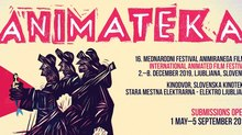 Animateka International Animated Film Festival Runs December 2-8