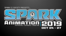 Spark Animation Festival Returns October 24 - 27