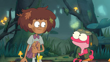 Matt Braly's 'Hoppy' Childhood Memories Inspired New Disney Channel Series, 'Amphibia'