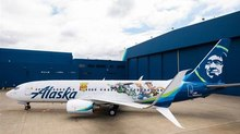 Alaska Air Unveils 'Toy Story 4' Themed Aircraft