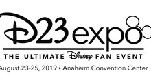 Disney's D23 Expo 2019 Coming to Anaheim, August 23 – 25