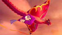 Disney's New 'a kite's tale' VR Short to Debut at SIGGRAPH 2019