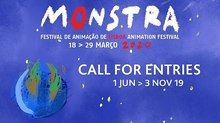 Call for Entries: MONSTRA Animation Festival 2020