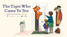 Benedict Cumberbatch and David Oyelowo Cast in Animated 'The Tiger Who Came to Tea'