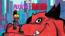Disney Channel Greenlights 'Marvel's Moon Girl and Devil Dinosaur'
