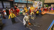 Go Behind-the-Scenes: 'Robot Chicken' Puppet and Costume Fabrication