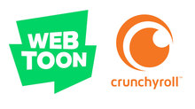 WEBTOON and Crunchyroll Team Up to Co-Develop New Animated Content