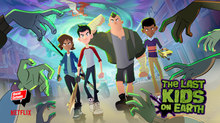 Atomic Cartoons and Cyber Group Developing 'The Last Kids on Earth' Game