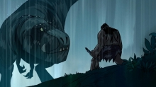'Genndy Tartakovsky's Primal' Takes Home 3 Juried Emmy Awards