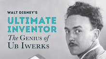 Livestream Event: Disney Legend Don Iwerks Discusses New Ub Iwerks Book December 11