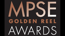 MPSE Announces Golden Reel Award Nominations