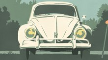WATCH: We Say Goodbye to the VW Beetle in 'The Last Mile' Animated Short