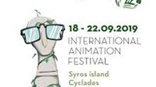THE MAGIC OF ANIMATION COMES TO LIFE ON A BEAUTIFUL GREEK ISLAND: ANIMA SYROS 12 and AGORA 5  - 18 to 22 September 2019,  Syros Island, The Cyclades, Greece